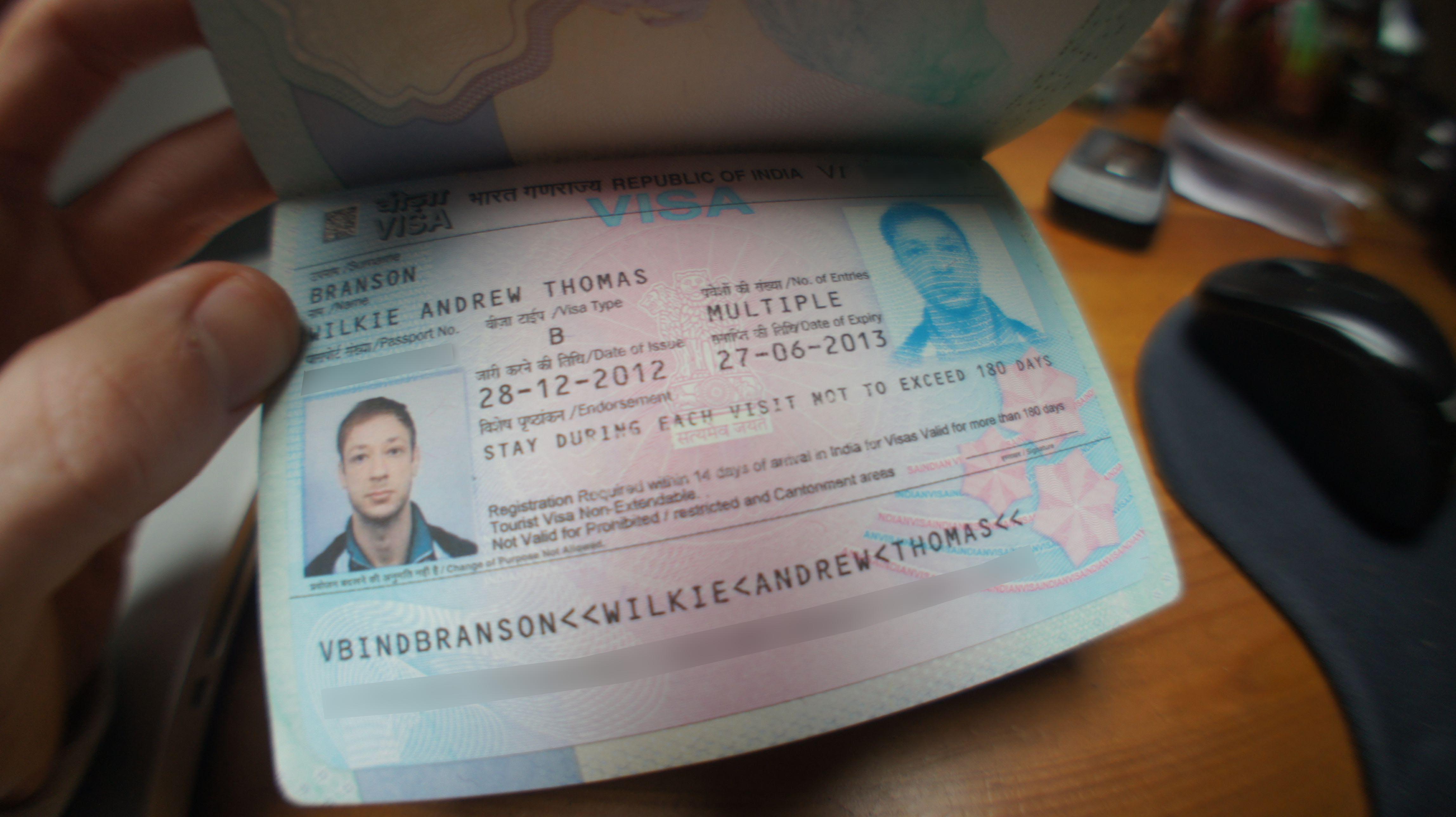 indian visa application form pdf australia